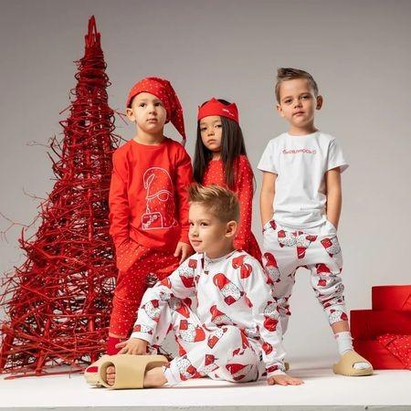 Детская одежда на Новый год
