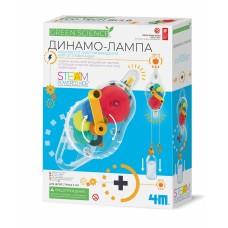 Набор 4M Динамо-лампа 00-03426