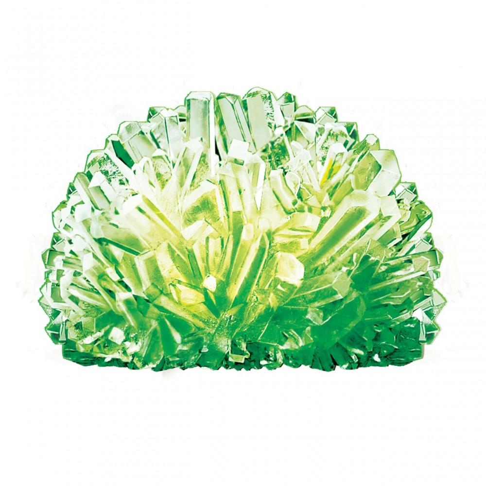 Набор 4M Лаборатория кристаллов. Светящийся изумруд 00-03918
