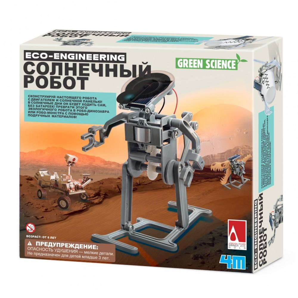 Набор 4M Солнечный робот 00-03294