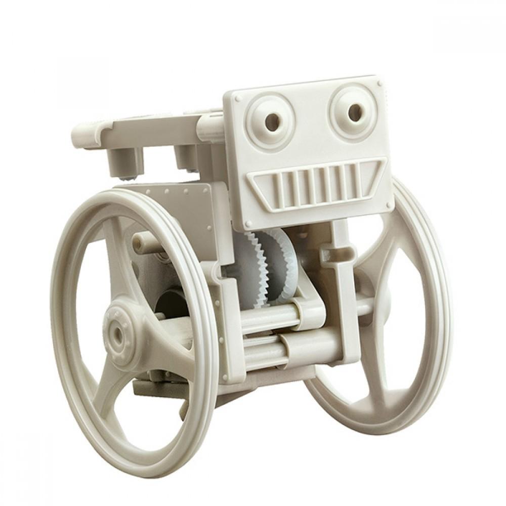 Набор 4M Солнечные мини-роботы 3 в 1 00-03377