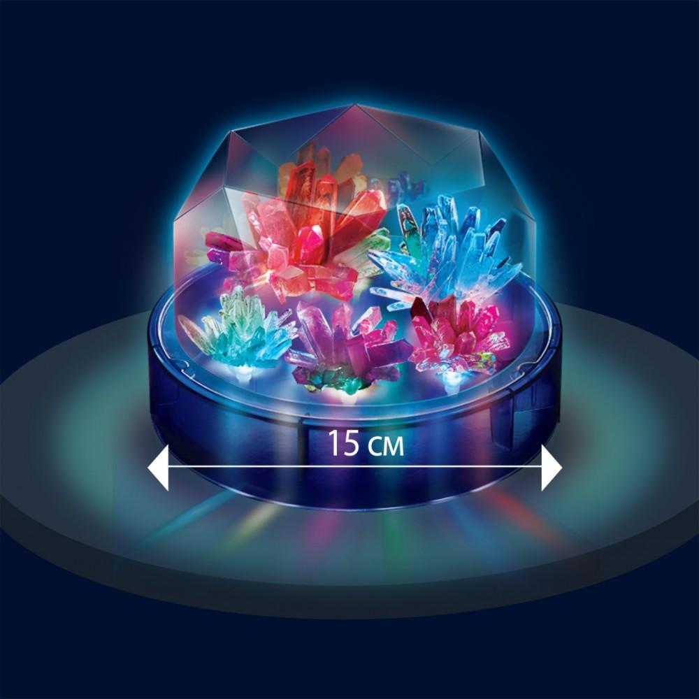 Набор 4M Лаборатория кристаллов. Суперколлекция, меняющая цвет