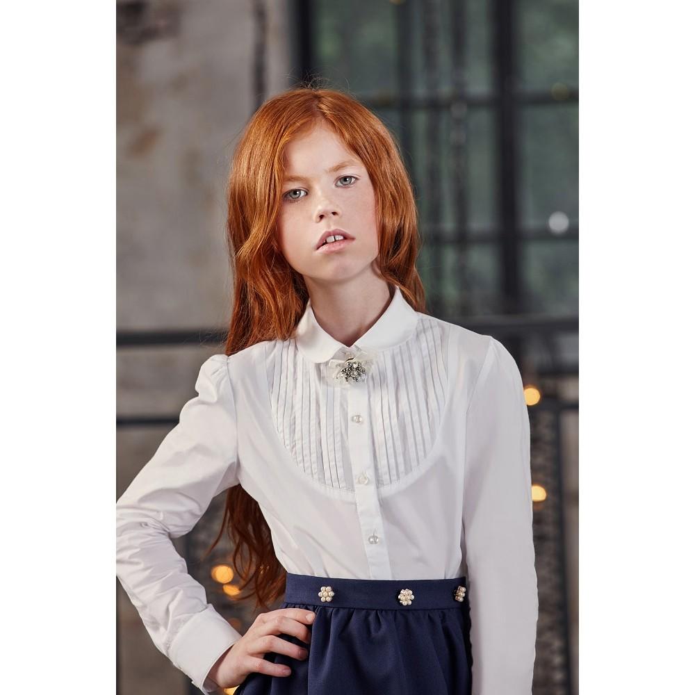 White blouse SHBL001-09
