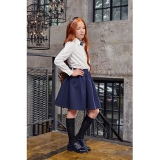 School skirt with tulle, Art.SHSK011-03