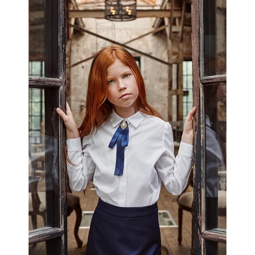 White blouse SHBL003-09