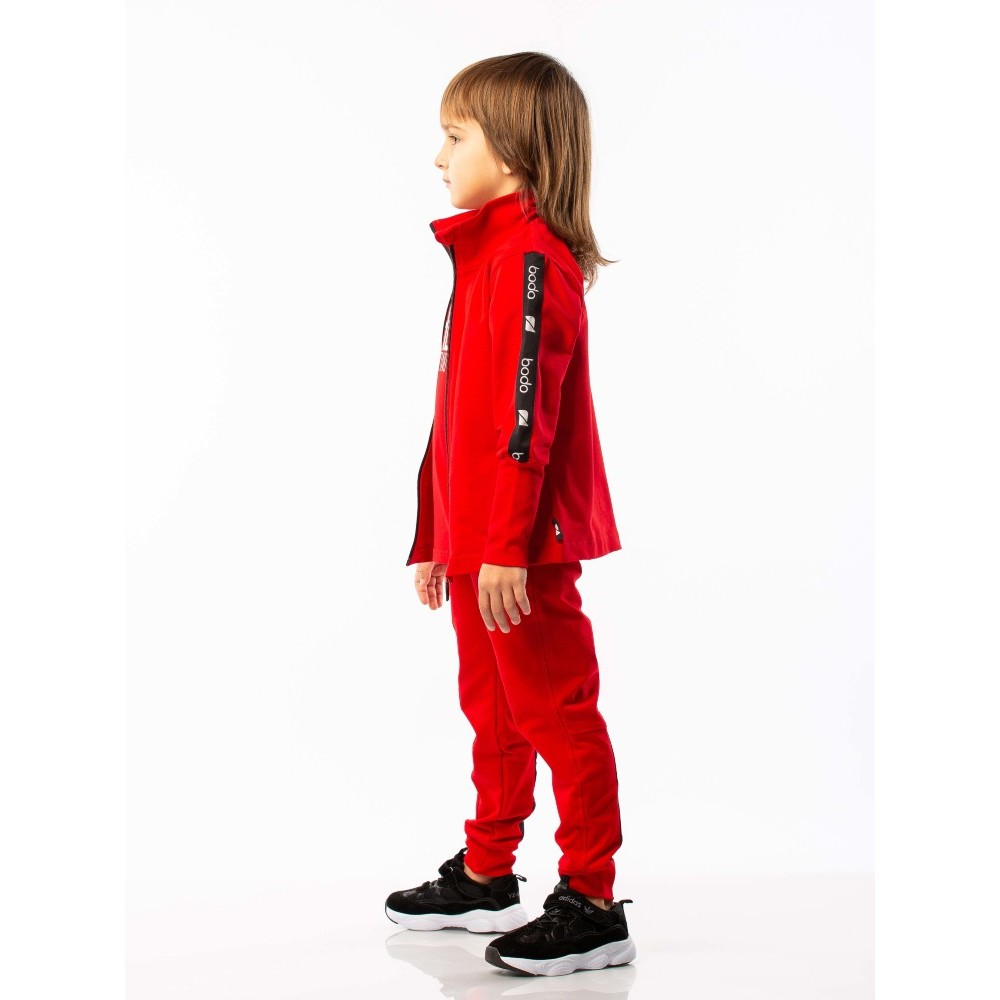 Sweatshirt 20-99U red