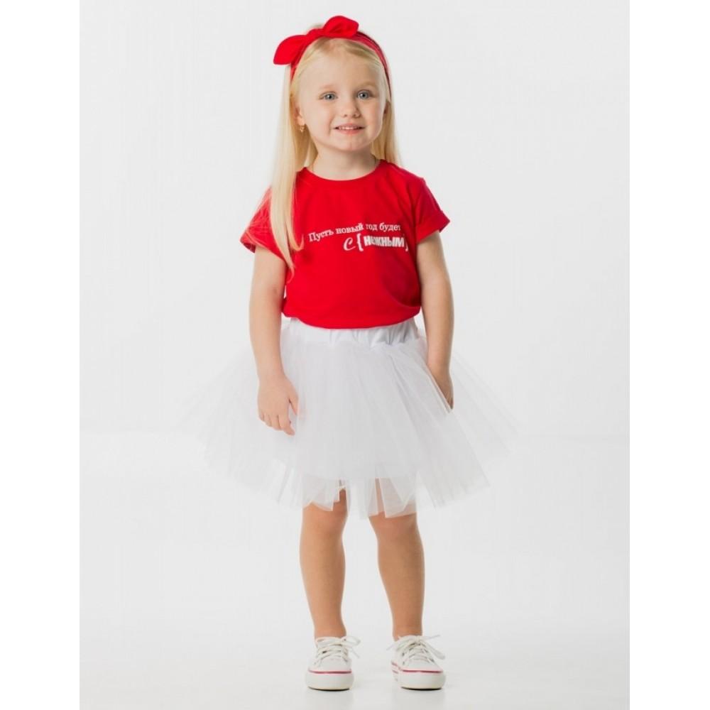T-shirt 4-97U red
