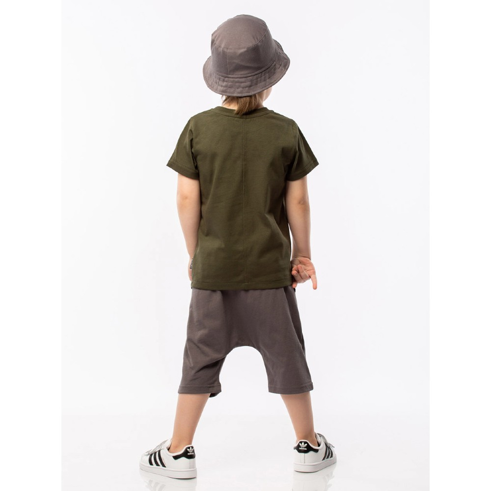 T-shirt BODO 4-119U khaki