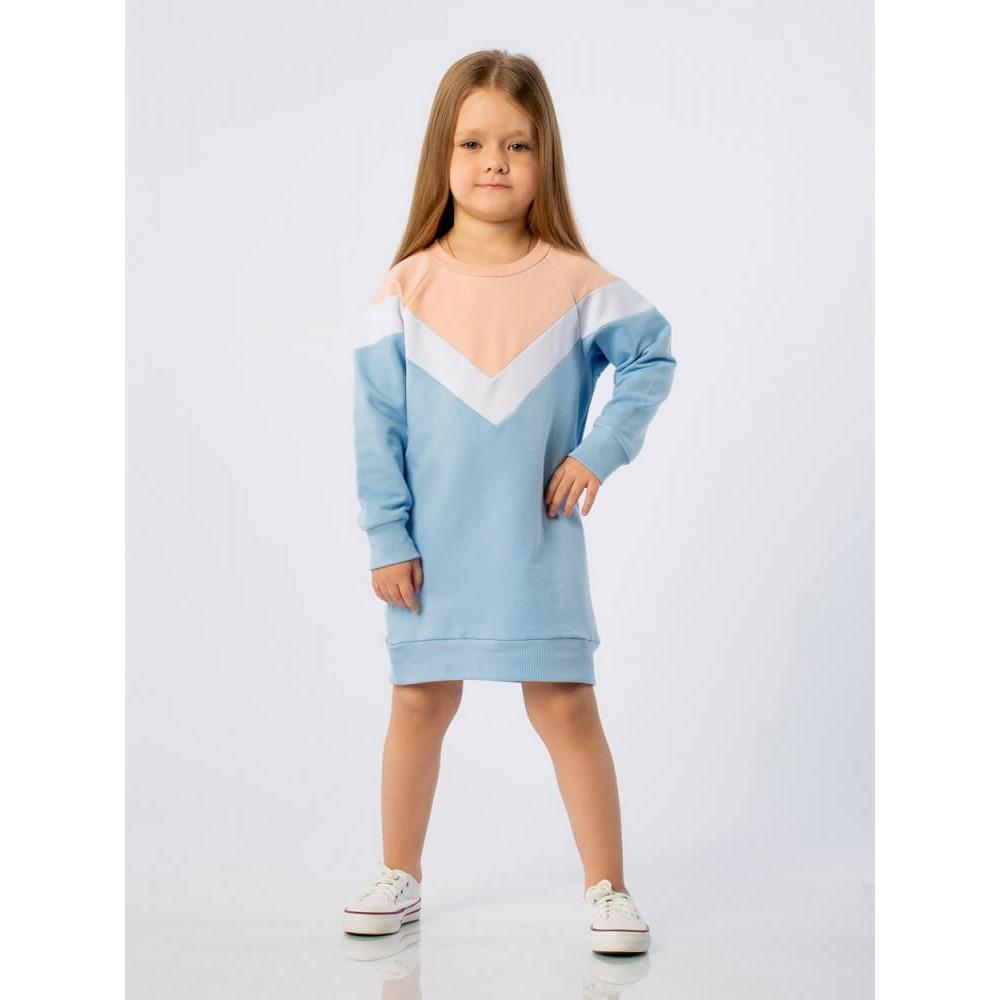 Dress BODO 18-41D blue