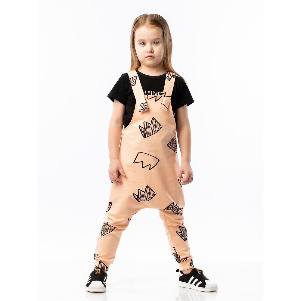 Overalls for children BODO 9-100U
