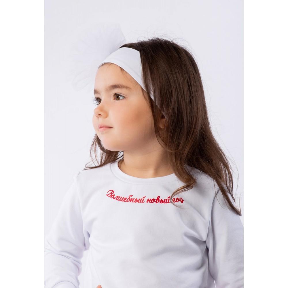 Headband 10-8 white