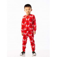 Suit 11-138U red