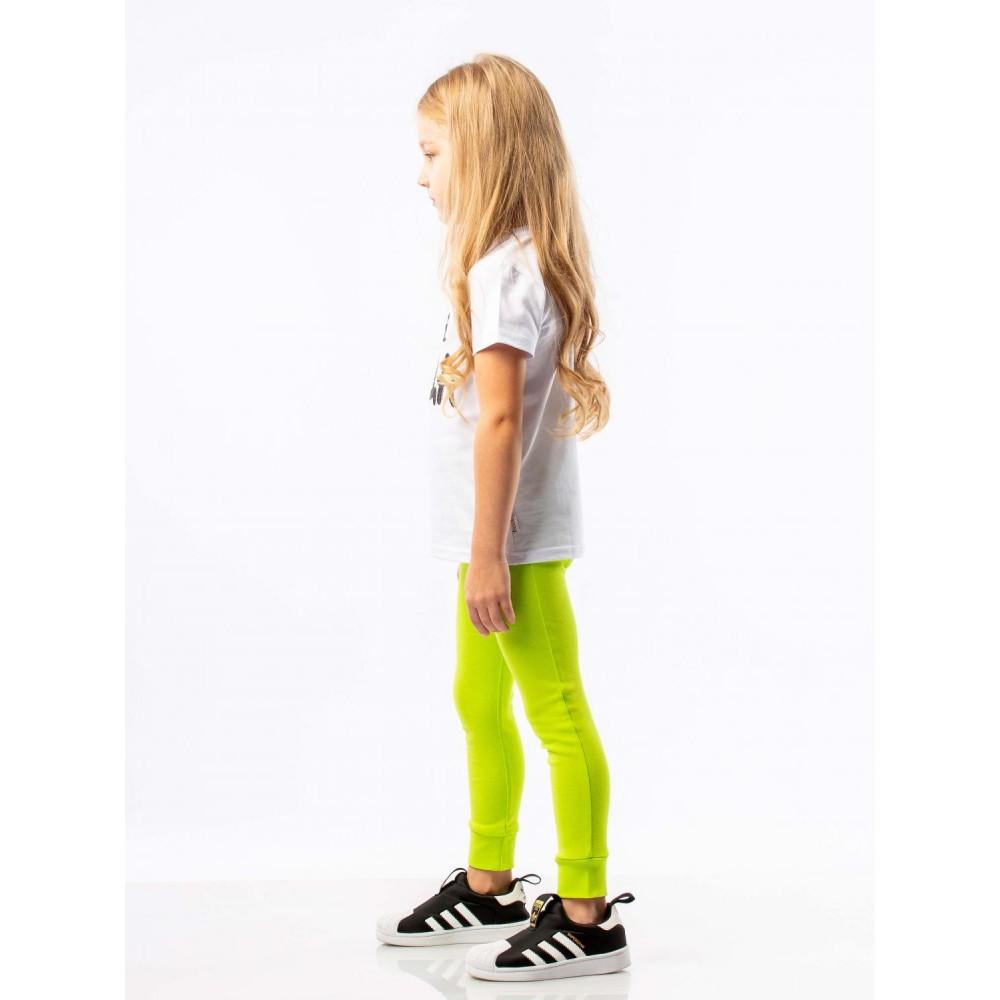 Leggings BODO 15-44U lime