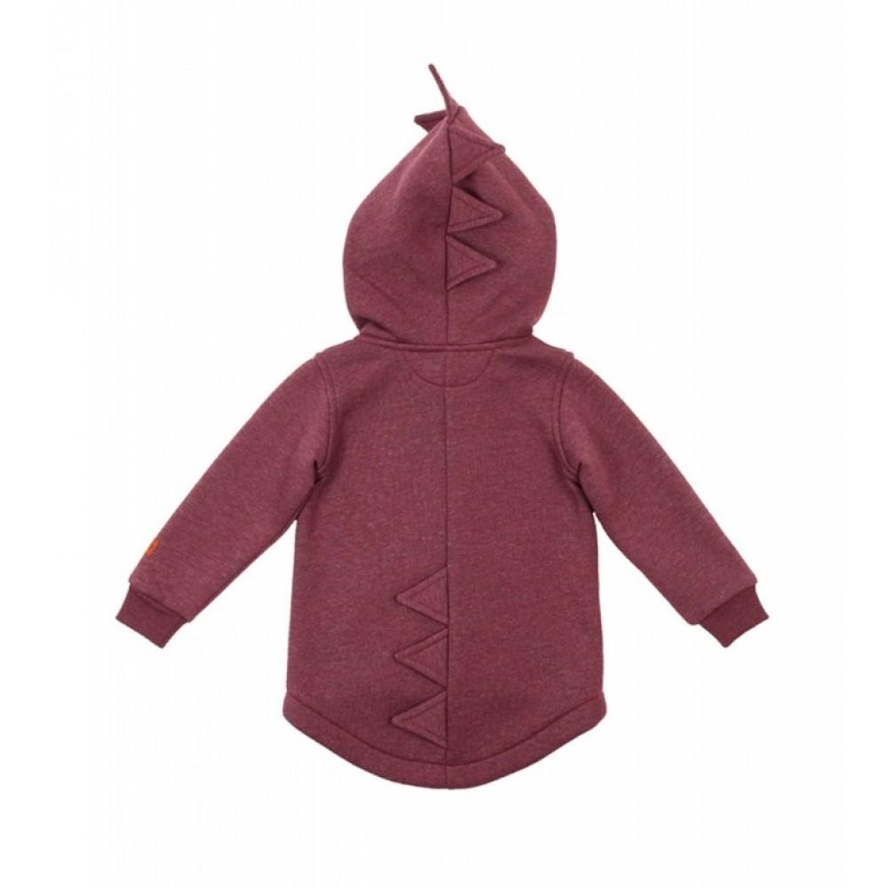 Sweatshirt Dinanmania 20-31U burgundy