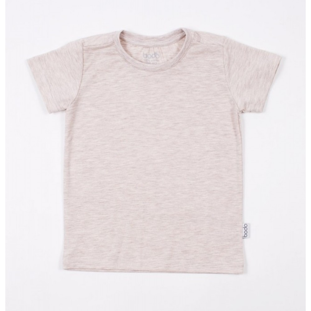 T-shirt 4-71U beige