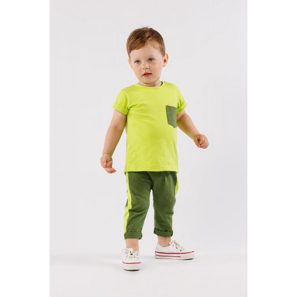T-shirt 4-84U light green