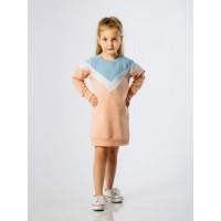 Dress BODO 18-41D peach
