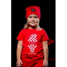 T-shirt 4-95U red