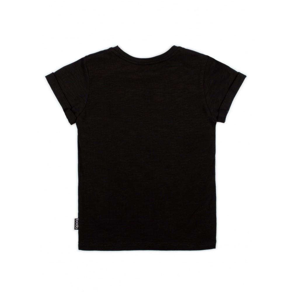T-shirt BODO 4-158U black