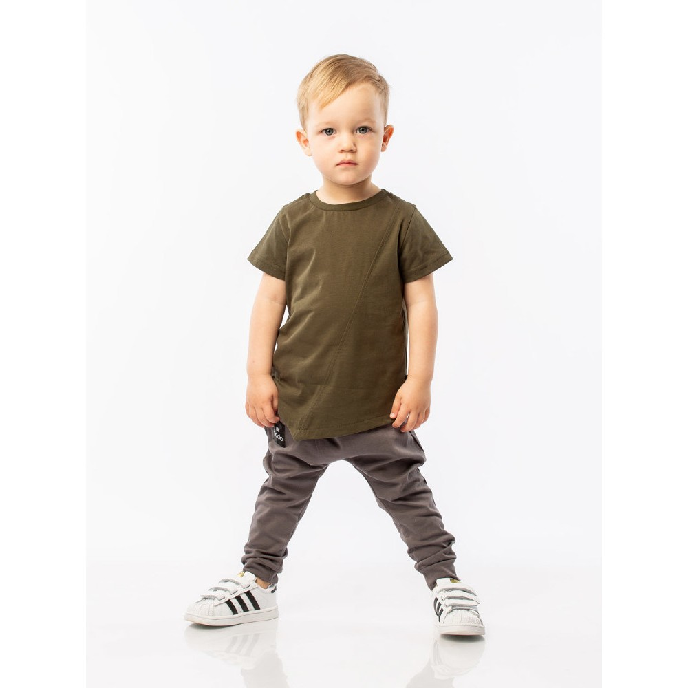 T-shirt BODO 4-118U khaki