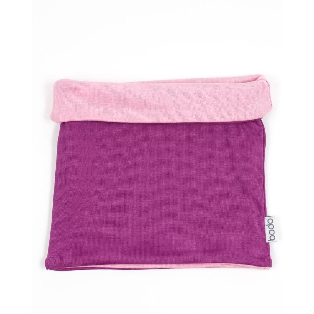 Scarf (Snood) Lilac 12-14