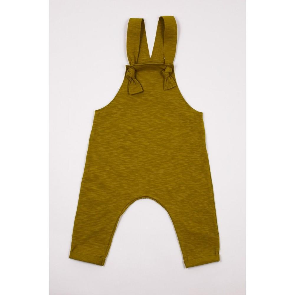 Overalls for children 9-38U mustard