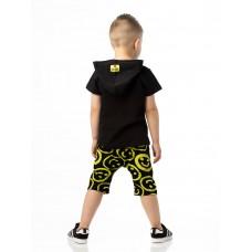 T-shirt BODO 4-182U black