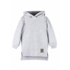 Tunic BODO 18-37D gray