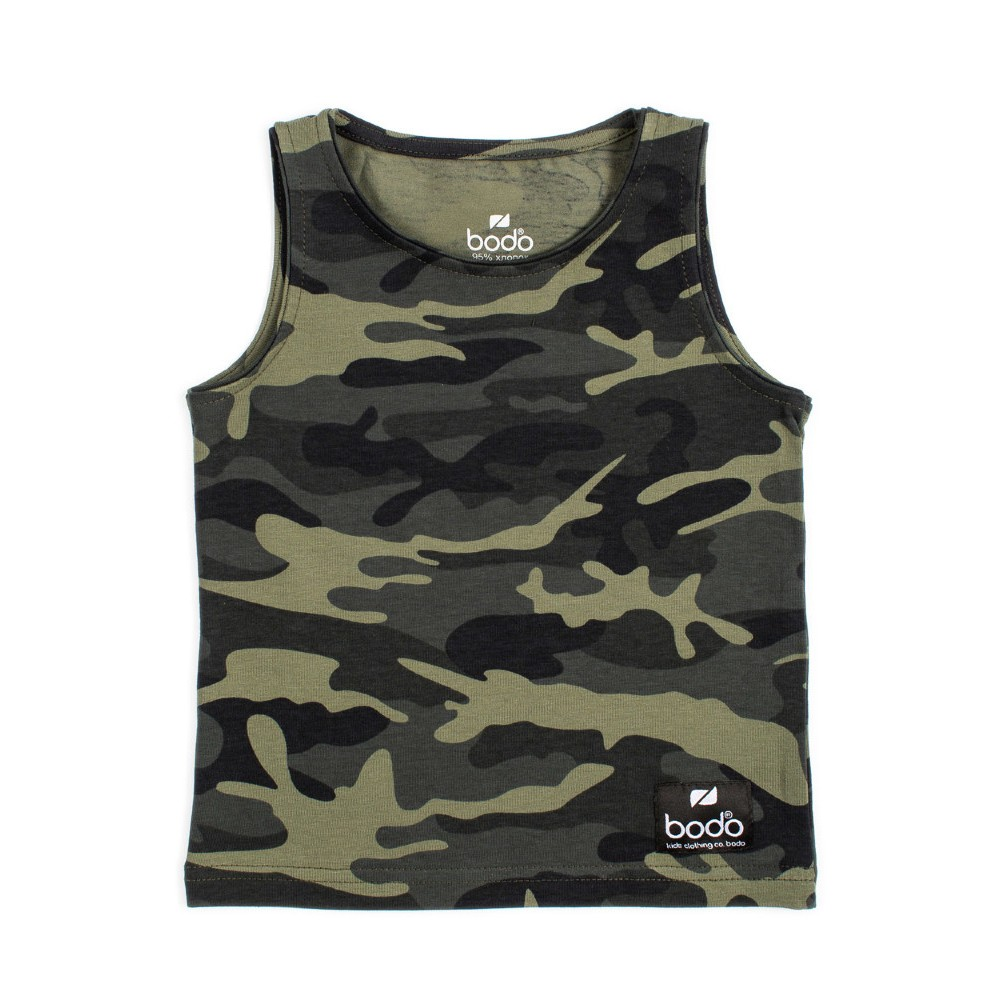T-shirt 5-23U camouflage