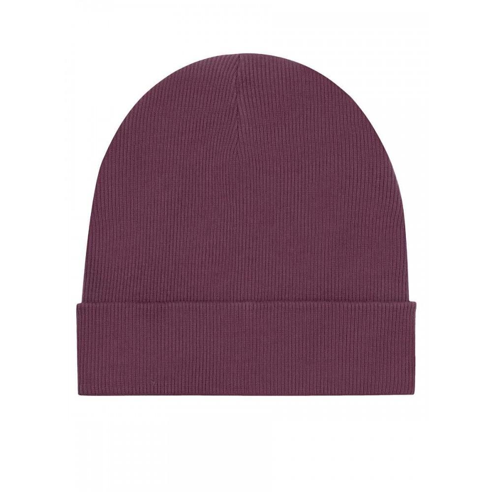 Шапка 10-326U пурпурный