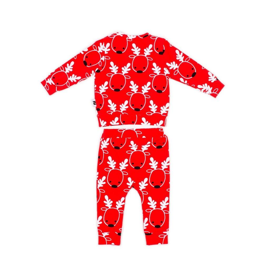 Suit 21-1U red