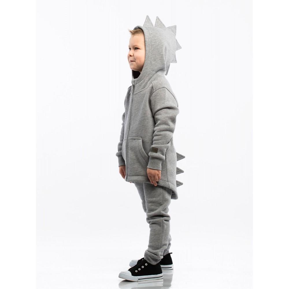 Sweatshirt Dinomania 20-31U gray
