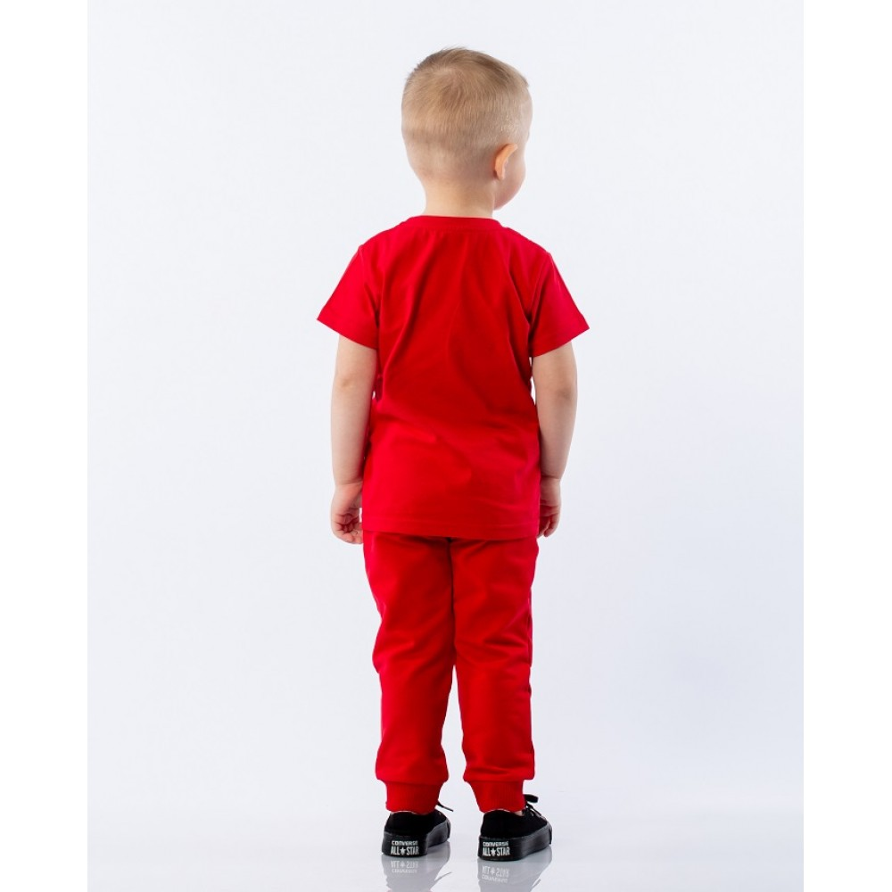 Pants 6-85U red