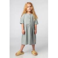 Платье 18-122D мятный