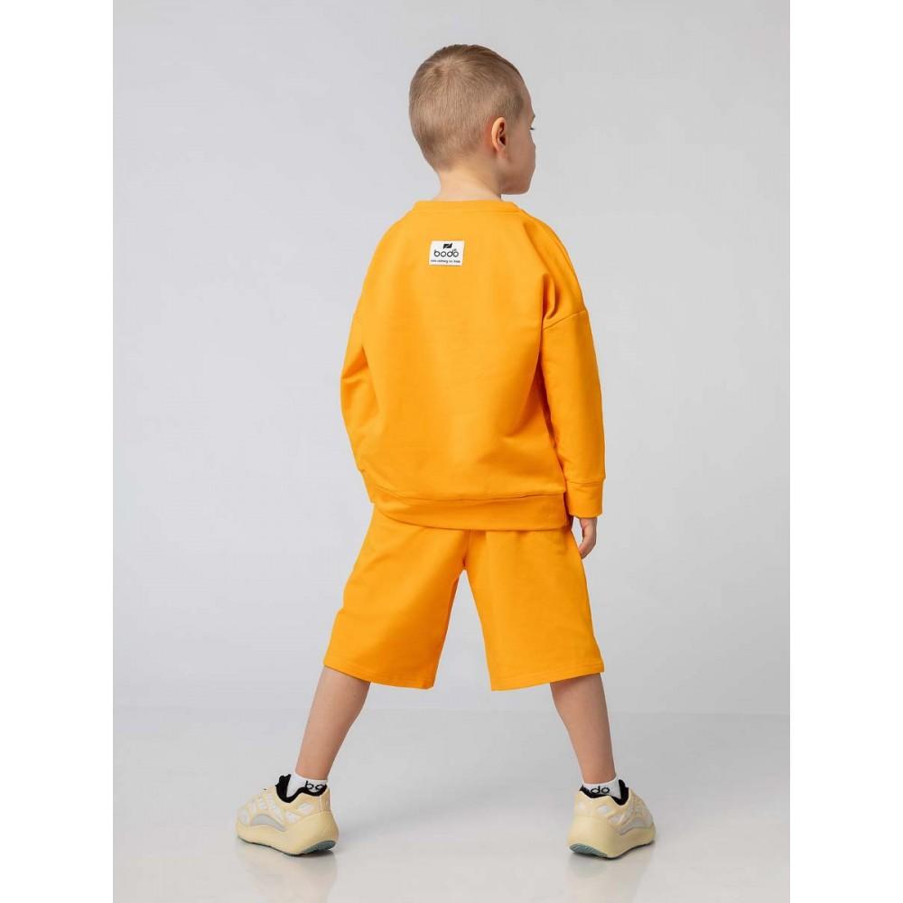 Шорты 8-54U оранжевый