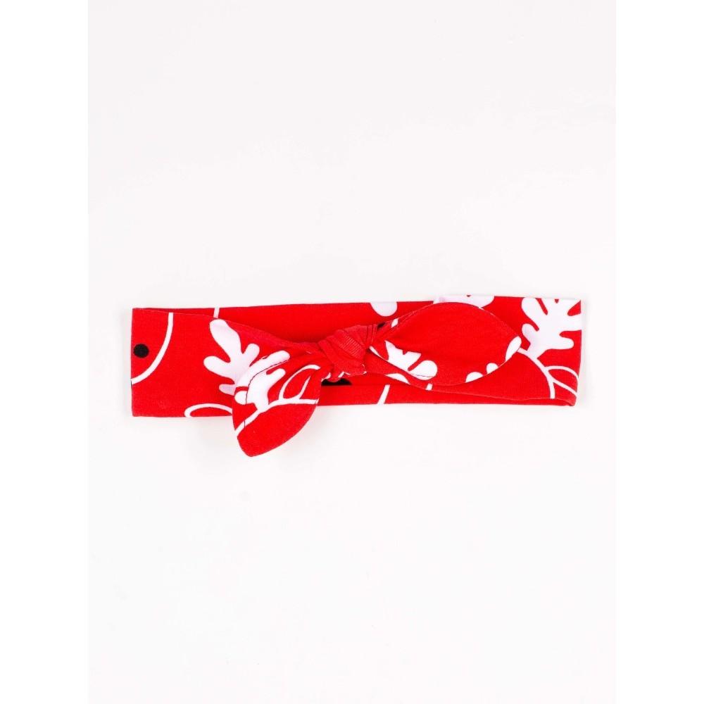 Headband 10-14 red