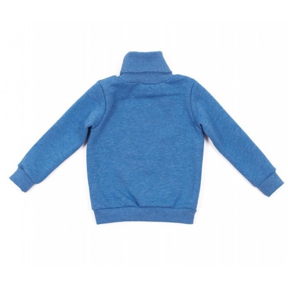 Turtleneck BODO 7-57U blue