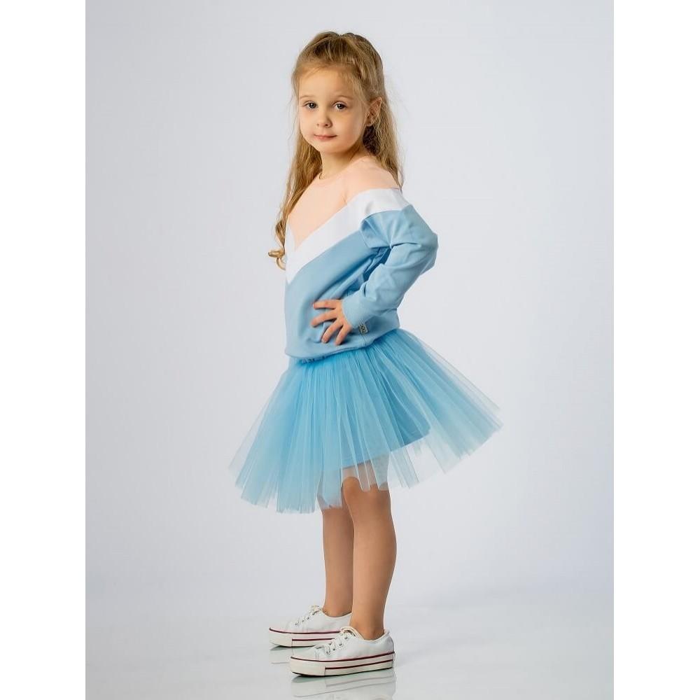 Skirt 16-4D peach