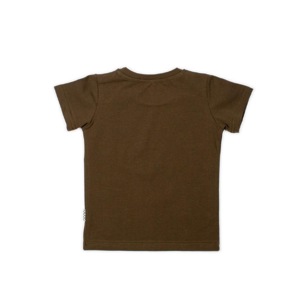 T-shirt BODO 4-105U khaki