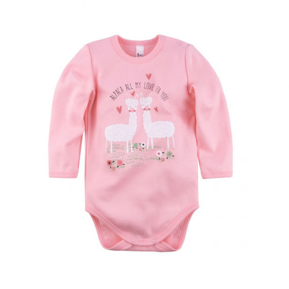 Body with long sleeves 580f-361-r