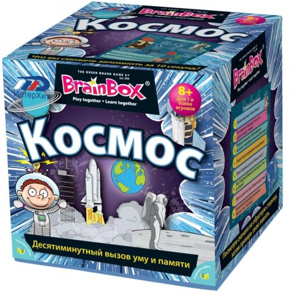 Развивающая игра BRAINBOX Космос 90748