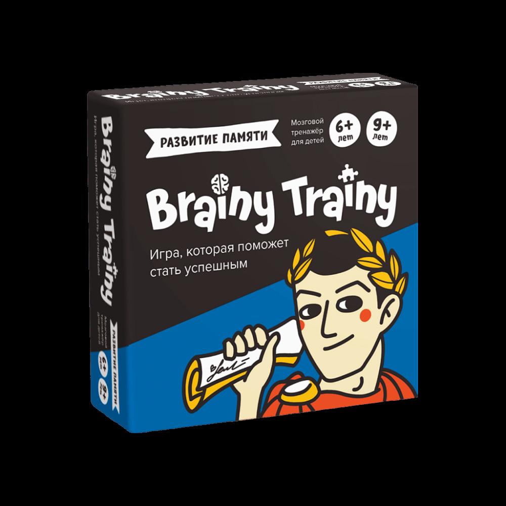 Game BRAINY TRAINY UM461