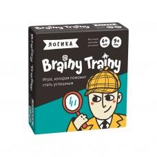 Game BRAINY TRAINY Logic