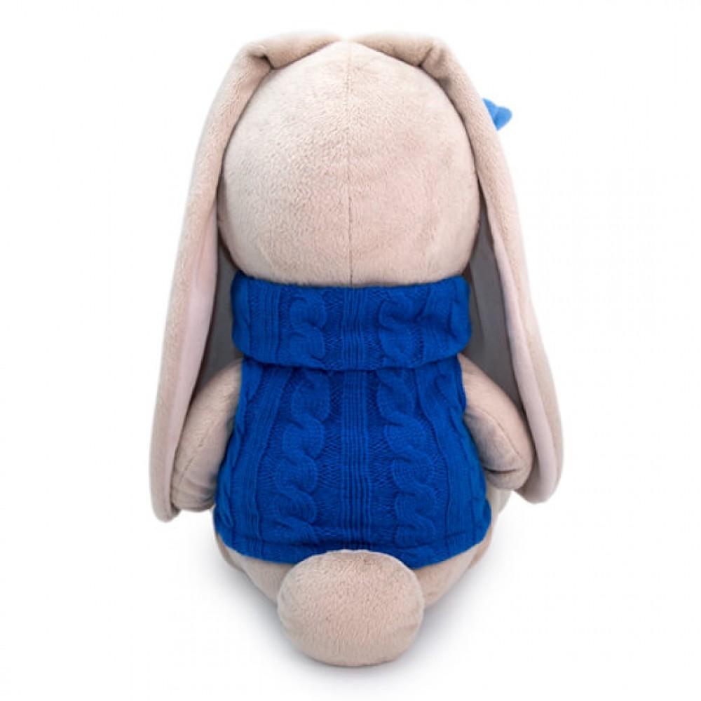 Мягкая игрушка BUDI BASA Зайка Ми Большой в жилетке 34 см SidL-348