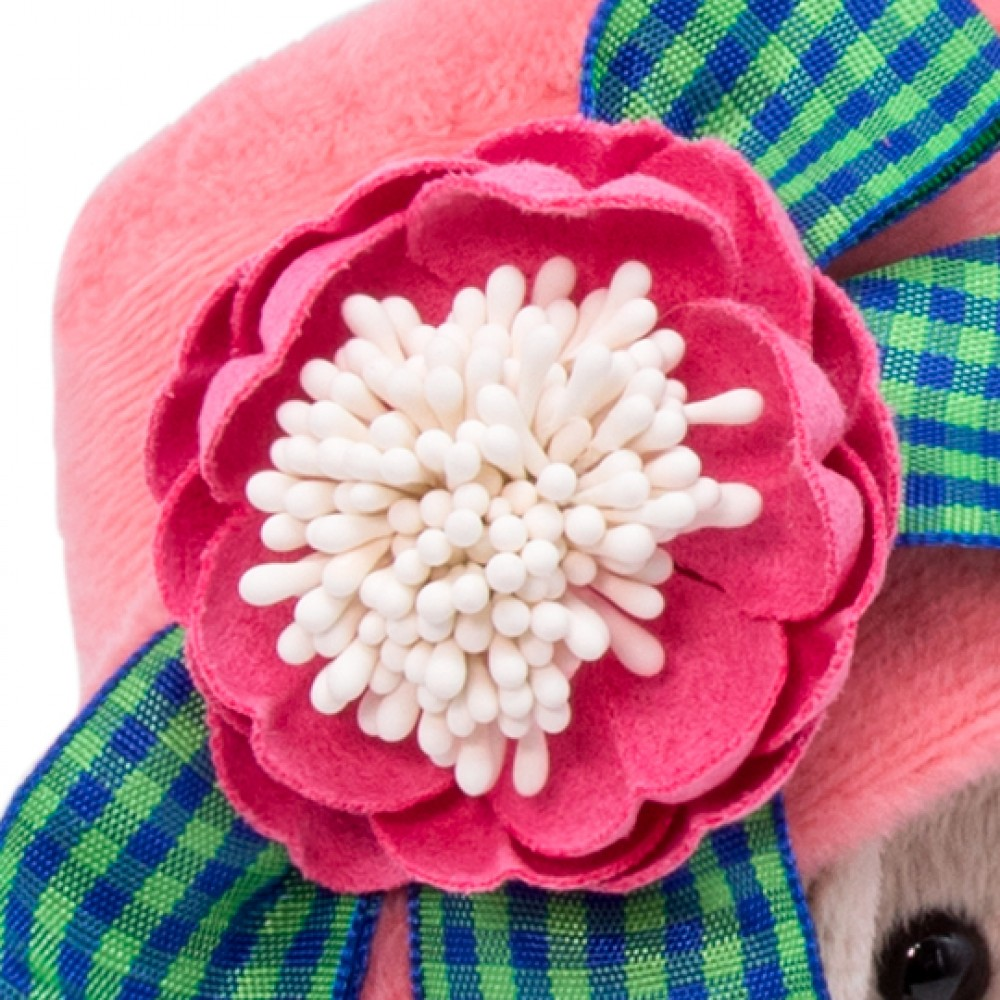 Мягкая игрушка BUDI BASA Зайка Ми Цветок миндаля 15 см SidX-340