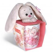 Набор BUDI BASA подарочный кружка + игрушка Зайка Ми