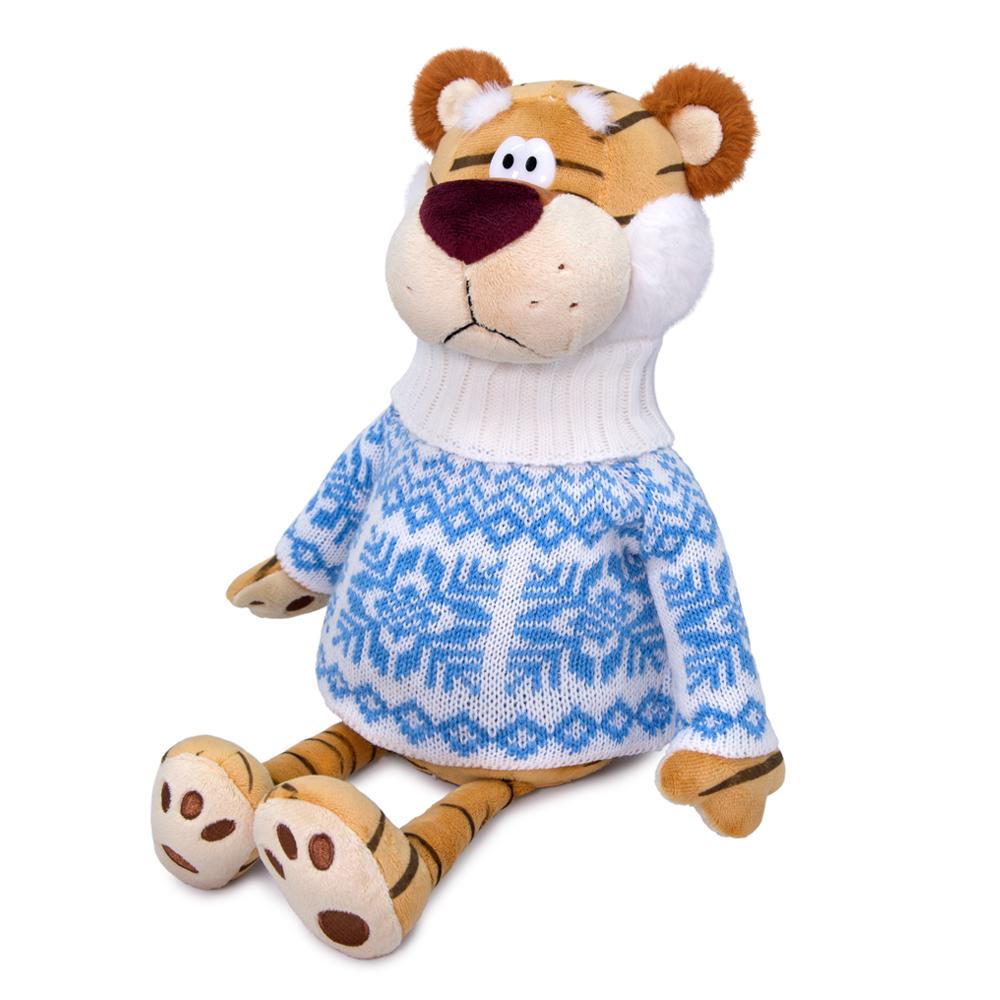 Мягкая игрушка Тигр Эдуард 30 см