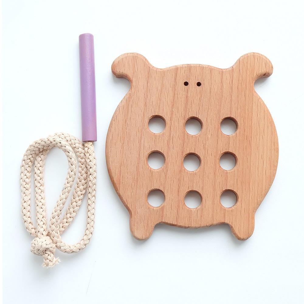 Toys-Lacing Bukashka - Bukashka Art. 03BU0004