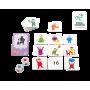 Настольная игра CHALK AND CHUCKLES Пижамная вечеринка CCPPL023
