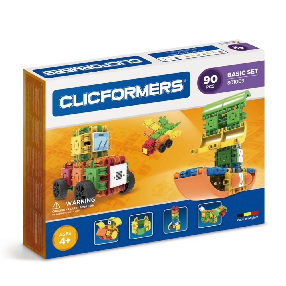 CLICFORMERS 801003 Basic Set 90